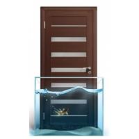 Влагостойкие двери Акварель
