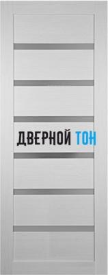 Царговая межкомнатная дверь мод. 7 лиственница белая