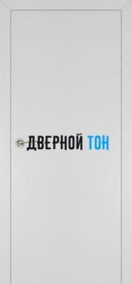 Дверь ламинированная Эконом ДГ белый