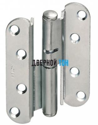 Петля дверная Abloy NTR 110 хром