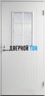 Дверь Jeld-Wen модель B0020 белая