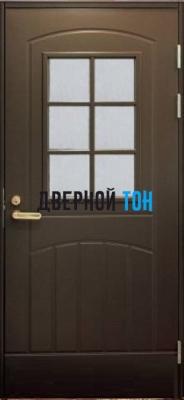 Дверь Jeld-Wen модель Function F2000 W71 коричневая