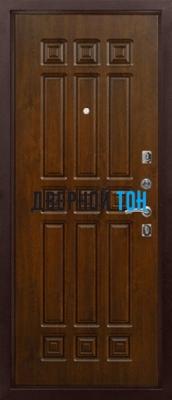 Входная металлическая дверь КАНТРИ (Металл-МДФ) Внутри