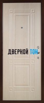 Входная металлическая дверь триумф (металл-мдф) Внутри