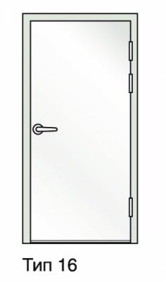 Тип двери