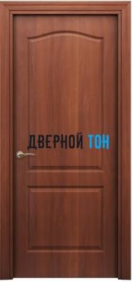 Филенчатая дверь Палитра классик ДГ итальянский орех