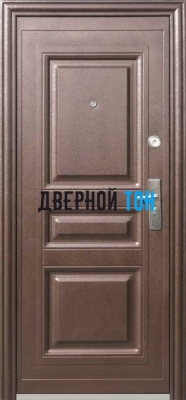 Входная металлическая дверь модель K700