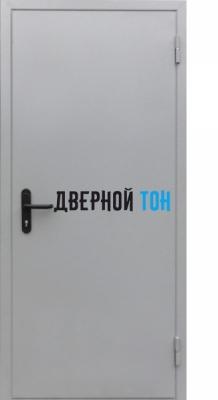 Металлическая противопожарная дверь Eis 60 RAL 7035