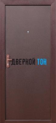 Входная металлическая дверь СТРОЙГОСТ 5-1 (металл-металл) внутреннее открывание