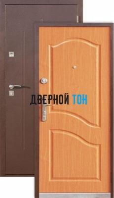 Входная металлическая дверь СТРОЙГОСТ 7-2 (металл-МДФ)