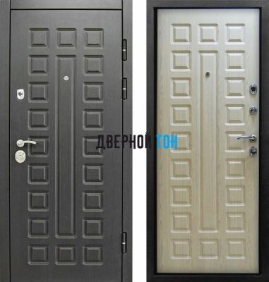 Входная металлическая дверь СЕНАТОР (МДФ-МДФ)
