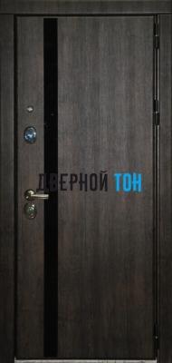 Входная металлическая дверь ПРЕМЬЕР (МДФ-МДФ) Снаружи