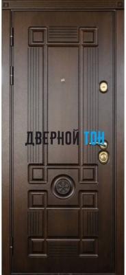 Входная металлическая дверь ЦЕЗАРЬ (МДФ-МДФ)