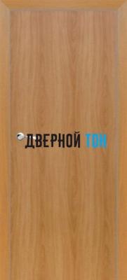 Дверь ламинированная Эконом ДГ миланский орех