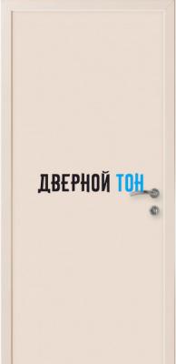 Гладкая RAL 9001 дверь Капель (телескопическая коробка)