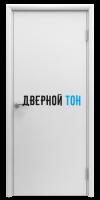 Пластиковая гладкая белая дверь Aquadoor высота до 2400 мм