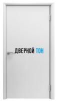 Пластиковая гладкая белая дверь Aquadoor 1000 мм