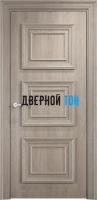 Филенчатая окрашенная дверь КЛАССИКА серия 40
