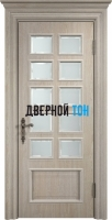 Филенчатая окрашенная дверь КЛАССИКА серия 50