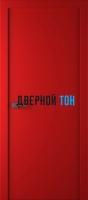 Пластиковая гладкая дверь Aquadoor серия Aquarelle RAL 3003