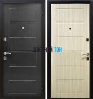 Входная металлическая дверь СИТИ 2 (МДФ-МДФ)