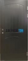 Дверь Jeld-Wen Function F2000 темно серая
