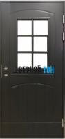 Дверь Jeld-Wen Function F2000 W71 темно серая
