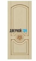Филенчатая шпонированная дверь QP-2 ДГ