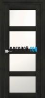 Пластиковая дверь Aquadoor Zargo Quatro остекленная