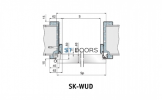 Коробка sk-wud