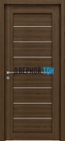 Пластиковая дверь Aquadoor Zargo Trio орех