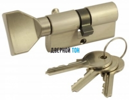 Цилиндр сечение 30х30 ключ/поворотник