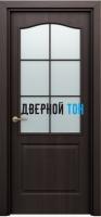 Филенчатая дверь Палитра классик ДО венге