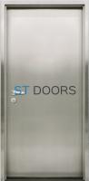 Металлическая наружная дверь из нержавеющей стали (ТИП ST/PAROC)