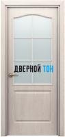 Филенчатая дверь Палитра классик ДО дуб паллада