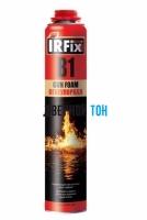 Монтажная пена огнеупорная IRFix В1 GUN