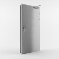 Металлическая входная противопожарная дверь с пределом огнестойкости EI30 (Тип STM-PP30)