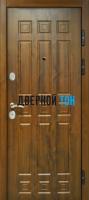 Входная металлическая дверь СПАРТА 3К ВИНОРИТ (МДФ-МДФ)