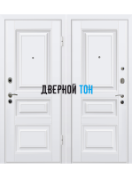 Входная металлическая дверь МЕТАЛЮР М11 (МДФ-МДФ)