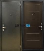 Входная металлическая дверь СИТИ (металл-МДФ)