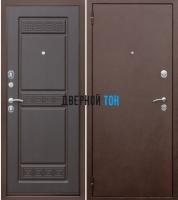 Входная металлическая дверь ТРОЯ (металл-МДФ)