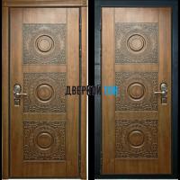 Входная металлическая дверь БОГЕМА 2 (МДФ-МДФ)
