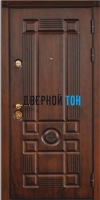 Входная металлическая дверь ЦЕЗАРЬ 2 (МДФ-МДФ)