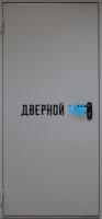 Металлическая противопожарная дверь Eis 60 RAL 7040