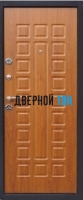 Входная металлическая дверь ЙОШКАР (металл-МДФ) Дуб золотой