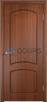 Филенчатая ламинированная дверь Кэрол ДГ