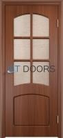 Филенчатая ламинированная дверь Кэрол ДО
