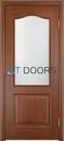 Филенчатая ламинированная дверь Классика ДОФиленчатая ламинированная дверь Классика ДО Итальянский орех