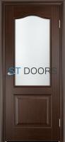 Филенчатая ламинированная дверь Классика ДО