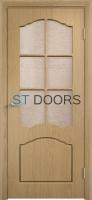 Филенчатая ламинированная дверь Лидия ДО